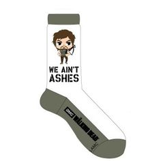 Walking Dead Daryl Chibi Pair Of Socks - Radar Toys