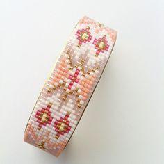 Bracelet manchette (En Paraïs Creations)