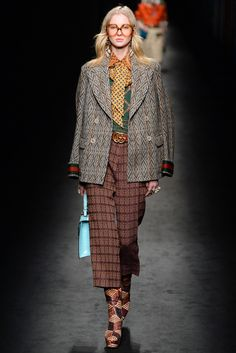 Gucci RTW Fall 2016 [PHOTOS] | WWD