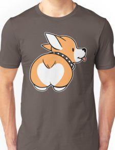 Corgi Butt Camiseta unisex