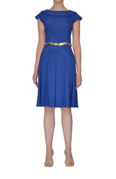 Saks elbise www.suanyemoda.com