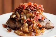 Liver and Caramelized Onions | The Domestic Man Learning to love liver