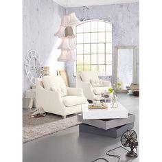 Mirror, concrete optics, Fiber Stone frame, floor / wall mirror, H175xB80xT3 cm Front View €250