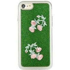 Women's Shibaful Mini Rose Portable Park Iphone 7 & Iphone 7 Plus Case