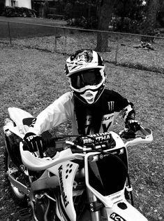 wish me good luck Motocross Love, Motocross Girls, Lady Biker, Biker Girl, Triumph Motorcycles, Ducati, Enduro Motorcycle, Motorcross Bike, Dirt Bike Quotes