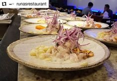Credit to @runasrestaurant  Ceviche time ! book a table @ @http://ift.tt/2Fpu0lw  #foodstagram #foodporn #foodography#foodiesofinstagram #peruvianfood #comidaperu     #HollywoodTapFL #HollywoodFL #HollywoodBeach #DowntownHollywood #HardRockHolly #Miami #FortLauderdale #FtLauderdale #Dania #Davie #DaniaBeach #Aventura #Hallandale #HallandaleBeach #PembrokePines  #Miramar #CooperCity #Plantation #SunnyIsles #MiamiGardens #NorthMiamiBeach #Broward