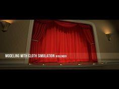 Curtains - cloth modifier