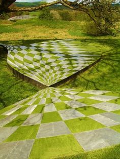 garden of cosmic speculation, scotland, sculptures and landscapes are inspired by science and mathematica