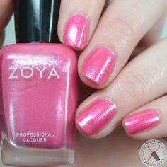 Azalea Zoya Nail Polish