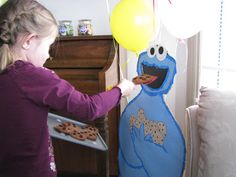 Making Merry Memories: Sesame Street Birthday - The Main Event