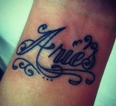 What does aries tattoo mean? We have aries tattoo ideas, designs, symbolism and we explain the meaning behind the tattoo. Wrist Tattoos Quotes, Inspirational Wrist Tattoos, Rib Tattoos Words, Meaningful Wrist Tattoos, Good Tattoo Quotes, Quote Tattoos Girls, Faith Tattoos, Music Tattoos, Leo Tattoos