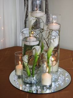 This one is a simple bought i was awesome. I lole the, pm the mirror, and the rocks in the vases quite often