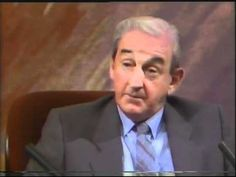John B Keane talking on The Late Late Show 1989 about Kerrymen and fame. The Late Late Show
