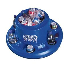 Art Overtons : Cool Float Pool Cooler - Watersports  Lake  Pool Leisure  Pool Accessories : Swimming Pools, Pool Toys, Pool Lounges, Swimming Pool Floats, Chairs, Games lake-house