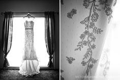 Victoria Anne Photography | wedding dress