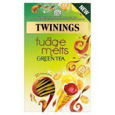 Twinings Green Fudge Melts 20 Tea Bags 40g