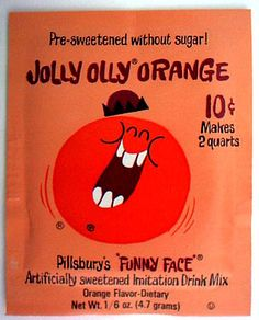 Food - Funny Face Drinks - Jolly Olly Orange by Johnny Epicure, via Flickr