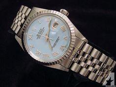 Rolex Datejust Quickset Date Watch