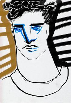 Mara Chevalier - Boys From The Hood Batman, Superhero, Boys, Illustration, Artwork, Fictional Characters, Design, Baby Boys, Work Of Art