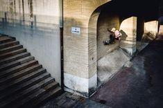 """SOLO Skateboard Magazine (@soloskatemag) sur Instagram : """"@markmetzner_ - frontside wallride : @fabianreichenbach"""""""