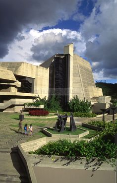 Teresa Carreño Theater, Caracas- Venezuela. It's the biggest cultural complex in Latin America