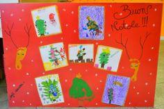 MaestraViaggiatrice: Cartellone di Natale.