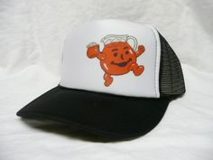 Kool Aid Man Trucker Hat - Products, Business and Brands Trucker Hats & More