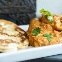 Chicken Tikka Masala. Low Carb. Paleo. Serve with Paleo Naan recipe inside. Oven