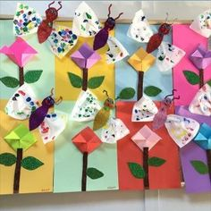 Spring craft idea for kids | Crafts and Worksheets for Preschool,Toddler and Kindergarten
