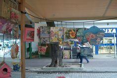 Feira de Artesanato Circuito Rio EcoSol- Praça Saens Pena - dias 21 e 22 de junho