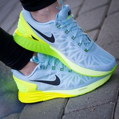 Never mind the colours, these look gr8 for running! Nike Lunarglide 6