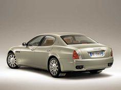 Voitures d'exception - Maserati - Quattroporte | Voitures de prestige