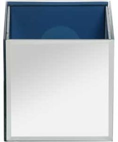 Buy Mirrored Cube Vase - Medium at Argos.co.uk, visit Argos.co.uk to shop online for Vases