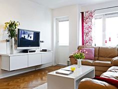 Modern Living Room Ideas For Small Spaces