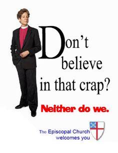Unapologetically Episcopalian(: Go Bishop Katherine!!