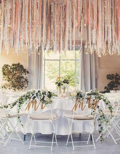 Déco de mariage : on dit 'oui' à ces 50 idées trouvées sur Pinterest - Elle Décoration