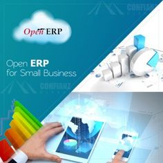 Small Business ERP  #ERP software for small business is really important as a good ERP system helps to manage all the important departments of your business like Sales, Purchases, Warehouse/Inventory, CRM, HRM, Accounting, Customer portal, Issues Tracking etc.