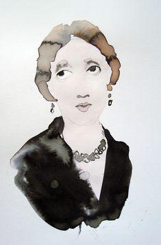 Virginia by Bridget Davies