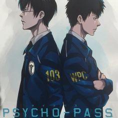 Psycho- Pass