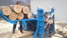Cijepanje drva na ruski način