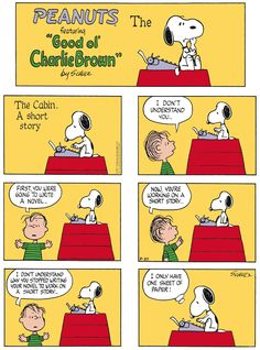 Peanuts by Charles Schulz for Mar 25 2018