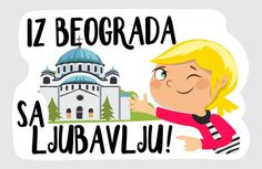 With Live From Belgrade Serbia Travel, Belgrade Serbia, Travel Cards, City, Travelling, Magnets, Glamour, Beautiful, Ideas
