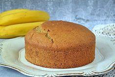 Przepyszne bananowe ciasto do tortu. Vanilla Cake, Bread, Food, Youtube, Brot, Essen, Baking, Meals, Breads