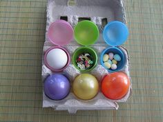 Montessori inspired Easter theme ideas with lots of links to more...
