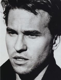 Not gonna lie, he was one of my first crushes in the 90s. He just encapsulated what a man should be like. Mmmmmm