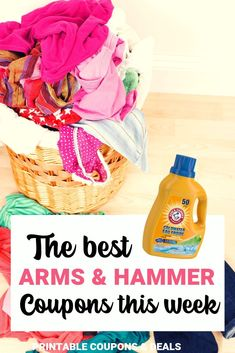 How to get Arms & Hammer Coupons and save on laundry detergent Coupons This Week, Baby Coupons, Digital Coupons, Printable Coupons, Printables, Store Coupons, Grocery Coupons, Store Hacks, Budgeting Tips