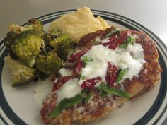 BJs Restaurant/Brewhouse has the best parmesan crusted chicken, and with this recipe you can enjoy it at home!