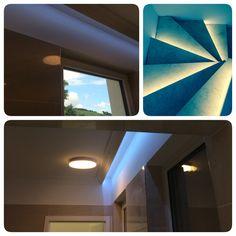 Egyszerű LED-szalag egy kis intelligenciával színt visz a mindennapjainkba_Loxone automatika / LED tape with automation can make colorful days in our life