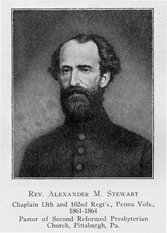 A Yankee Chaplain In the Union Army by Rev. David T Myers My favorite story about the military chaplaincy was that of an unnamed Union chaplain who must have been tired of marching with his troops.…