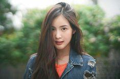 Girls Dp Stylish, Thai Model, Girls Uniforms, Ulzzang Girl, Asian Beauty, Movie Stars, Actors & Actresses, Asian Girl, Poses